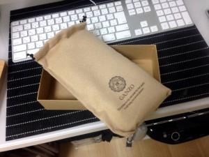 GANZO(ガンゾ)財布の袋