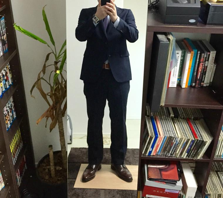 PSFAネイビースーツ(クラシコモデル)