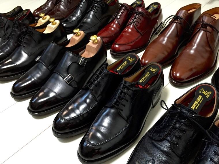 革靴コレクション002