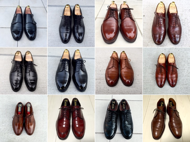 革靴一覧20151204