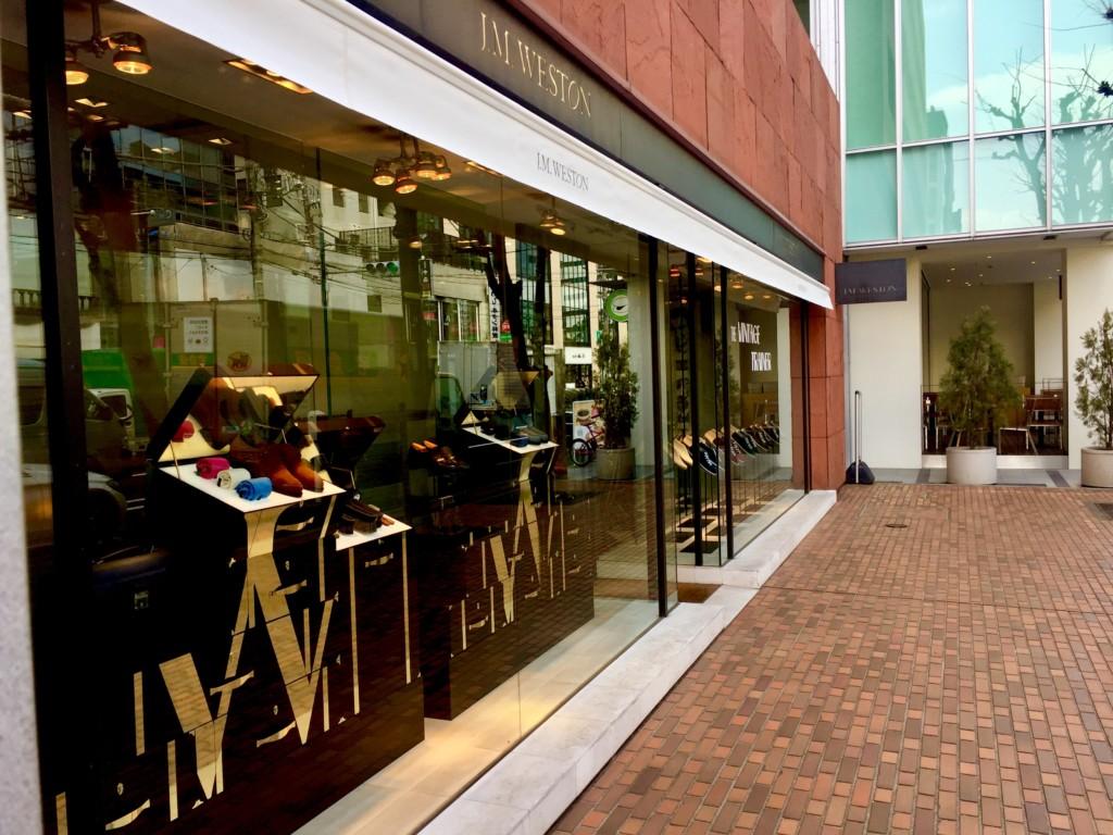 JMWESTON青山店の写真
