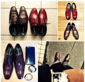 購入したREGALの革靴ギャラリー