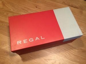リーガル(REGAL)の箱
