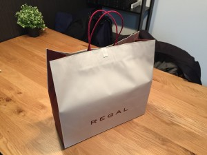 リーガル(REGAL)の袋