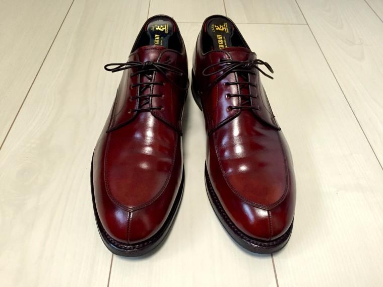【リーガル革靴】REGAL-06CR-1