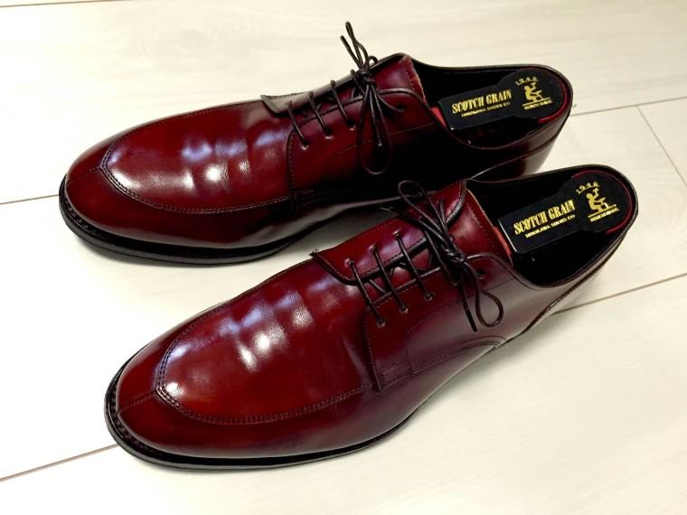 【リーガル革靴】REGAL-06CR-2