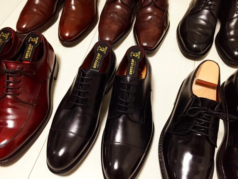6足の革靴20150506_4