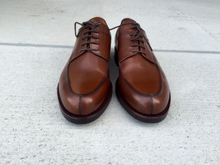 ジャランスリワヤ Uチップ(98624)靴磨き前