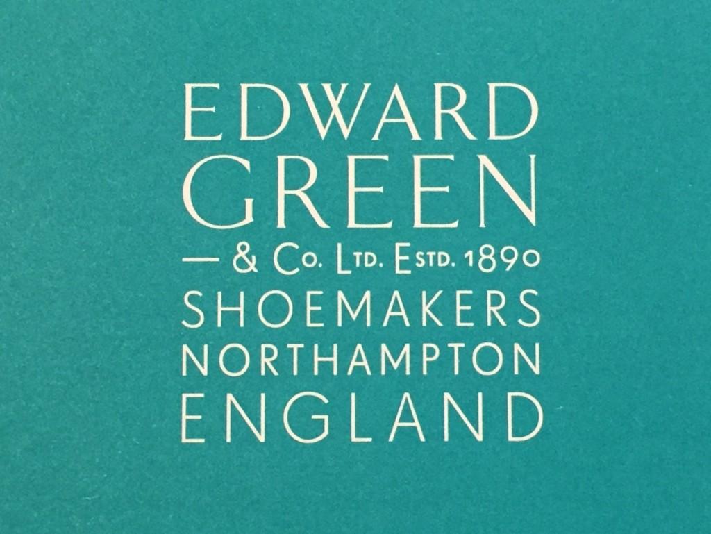 エドワードグリーンのロゴ