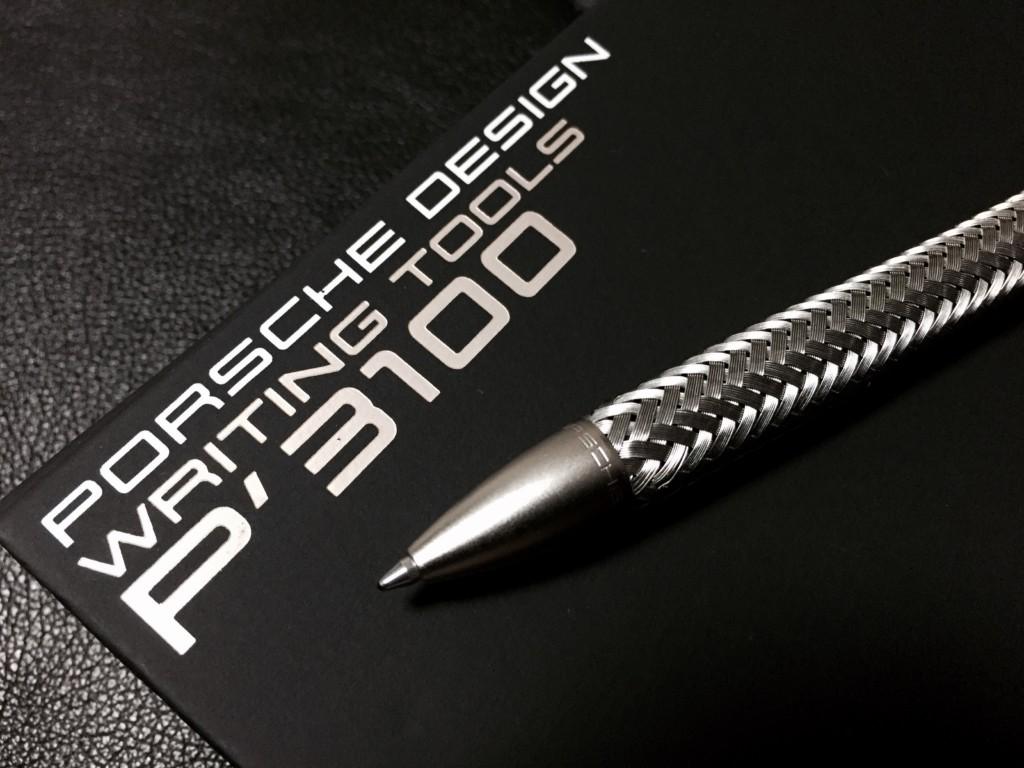 ポルシェデザイン P3310 テックフレックス ボールペン(ファーバーカステル製)_ペン先