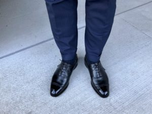 マスターロイドのスーリーとスーツ
