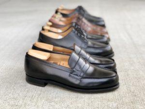 JMウェストンの靴4足