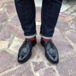 今週の靴〜JMウェストン598が大活躍