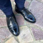 今週の靴〜JMウェストン376の黒を手に入れてウキウキ