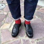 今週の靴〜久しぶりのエドワードグリーンカドガン