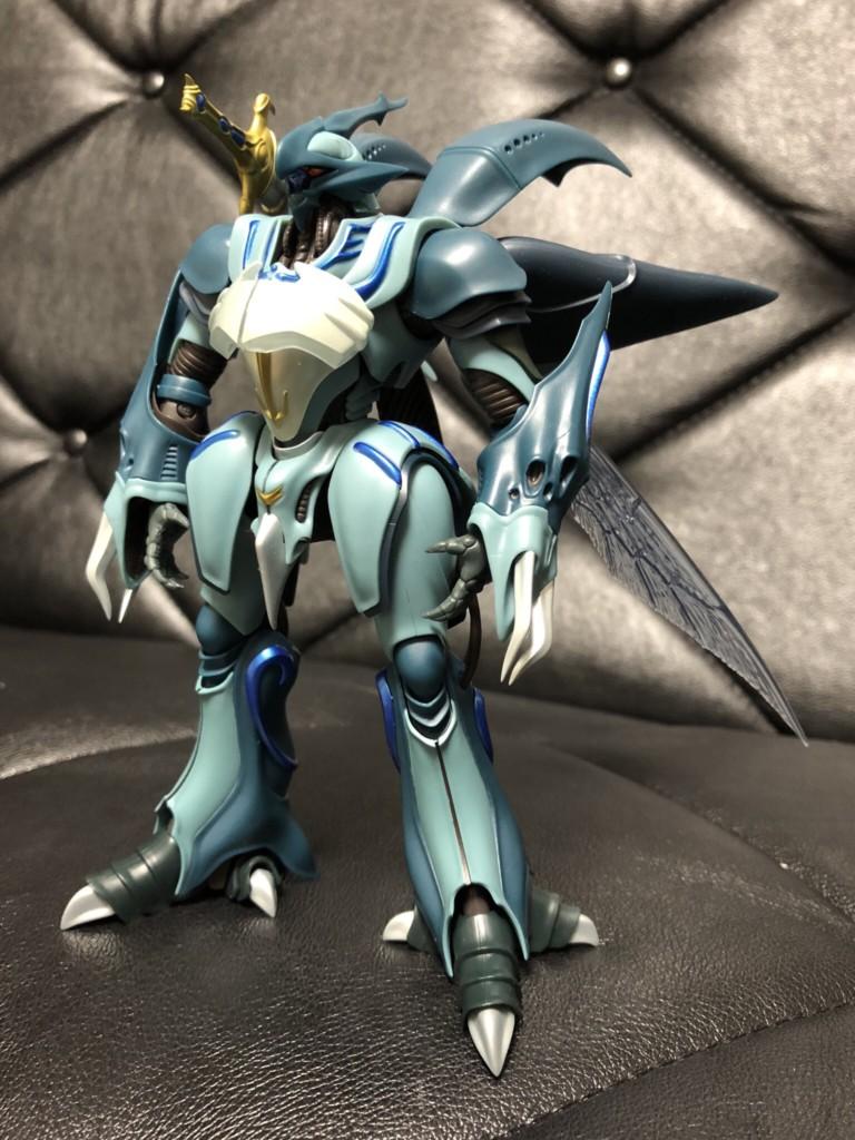 ロボット魂ヴェルビン購入レビュー_2