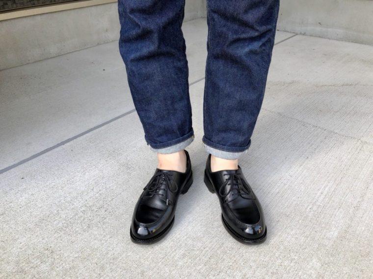 今週の靴〜ロイドフットウェアにカジュアル靴を探しに行く