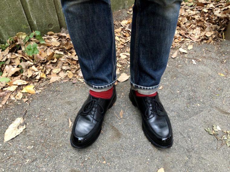 GW中の靴〜なんだかんだJMウェストンばかり