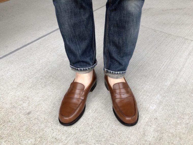 今週の靴〜もしかして梅雨入り?