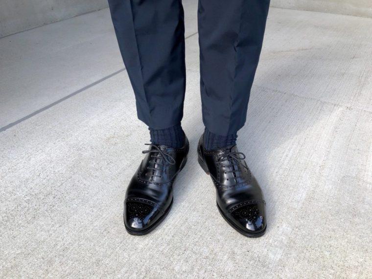 今週の靴〜グリーン時々ウェストン時々ダイエット