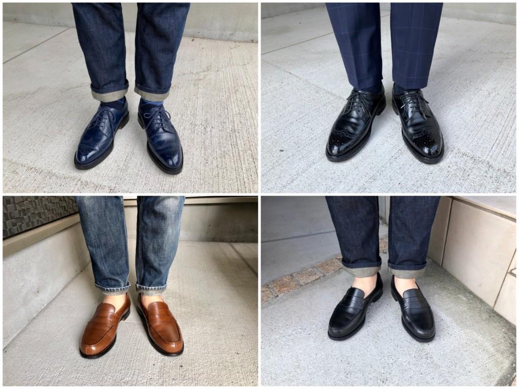今週の靴20180720