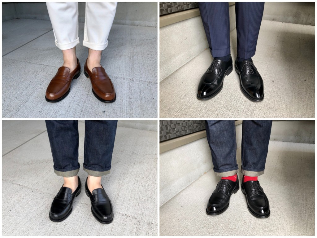 7月27日今週の靴