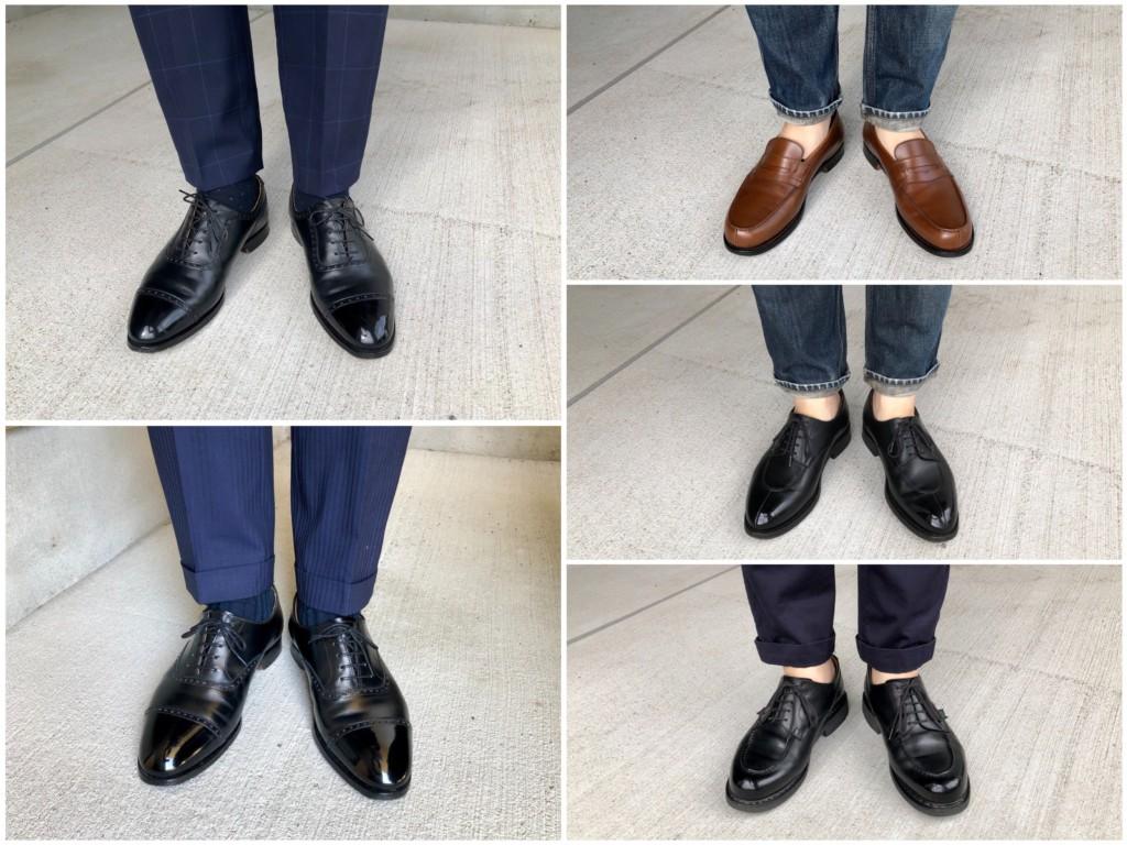 今週の靴20180706