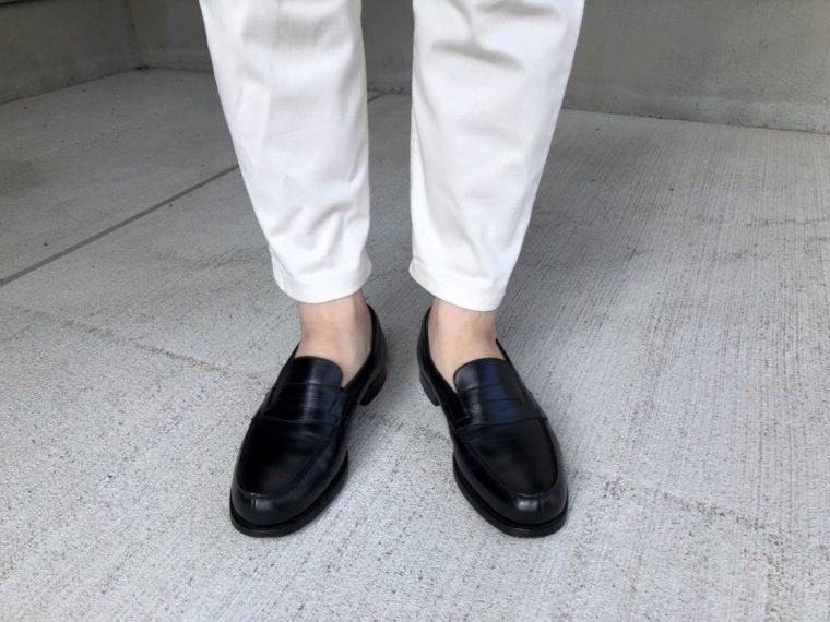 今週の靴〜とにかく暑い