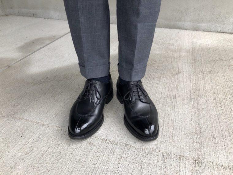 今週の靴〜雨雨雨