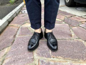 靴の日(9月2日)はJMウェストン598