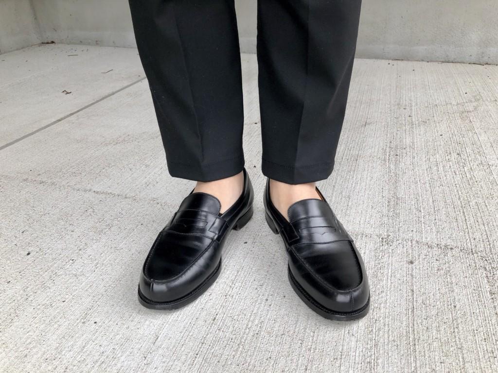 10/26(金)JMウェストン#180ローファー 黒