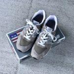 【New Balance】ニューバランスM996 GY(グレー)を購入
