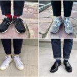 今週の靴〜革靴復帰はウェストンのローファー
