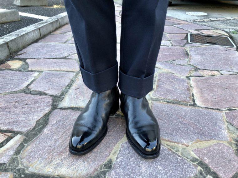 今週の靴〜トリッカーズ「バートン」を手に入れてウキウキ