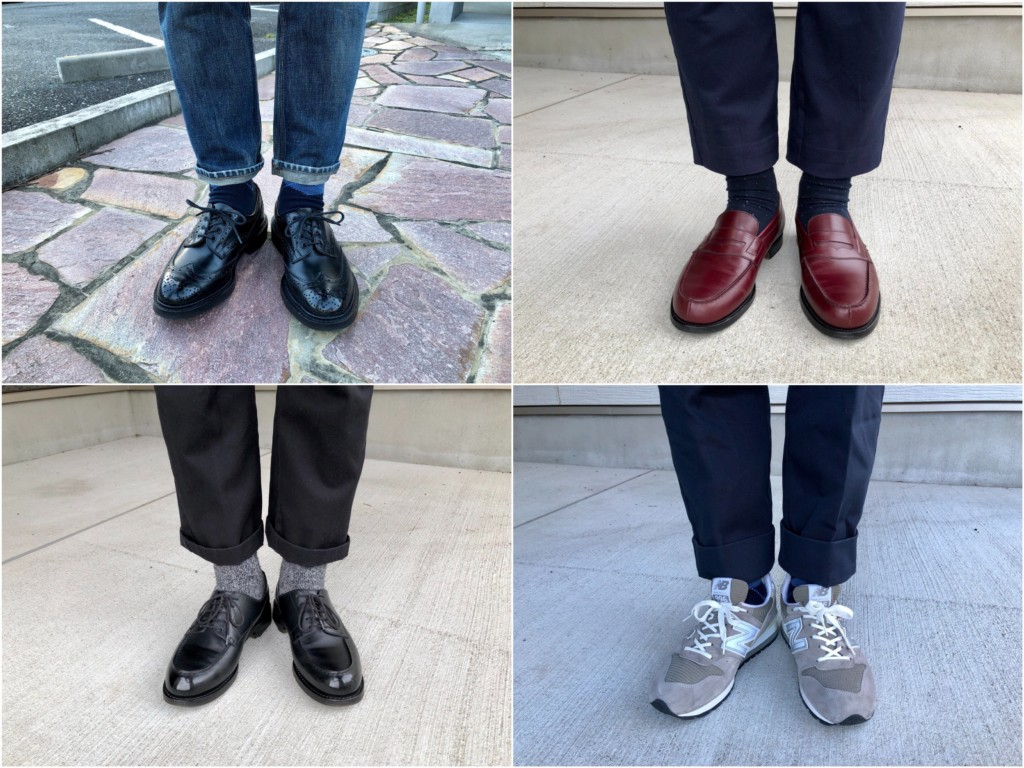 今週の靴トップ画像