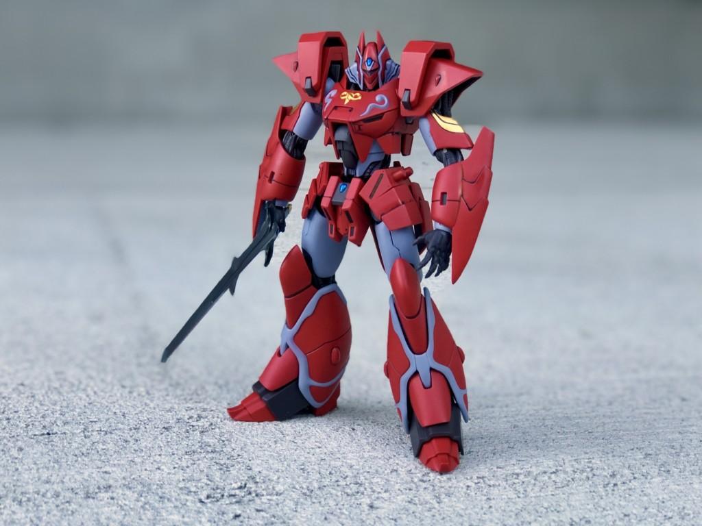 ロボット魂 機甲界ガリアン-鉄の紋章「鉄巨神」の画像4