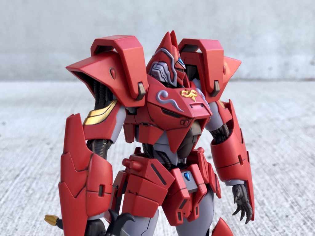 ロボット魂 機甲界ガリアン-鉄の紋章「鉄巨神」の画像6
