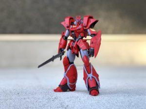 ロボット魂 機甲界ガリアン-鉄の紋章「鉄巨神」の画像