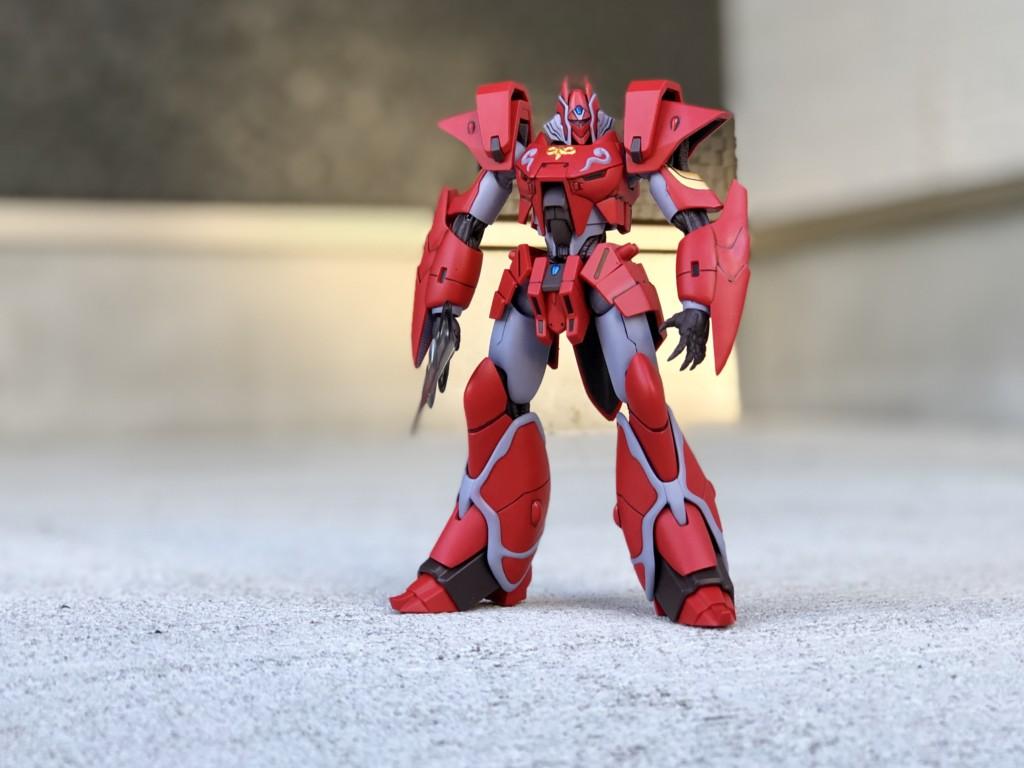 ロボット魂 機甲界ガリアン-鉄の紋章「鉄巨神」の画像3
