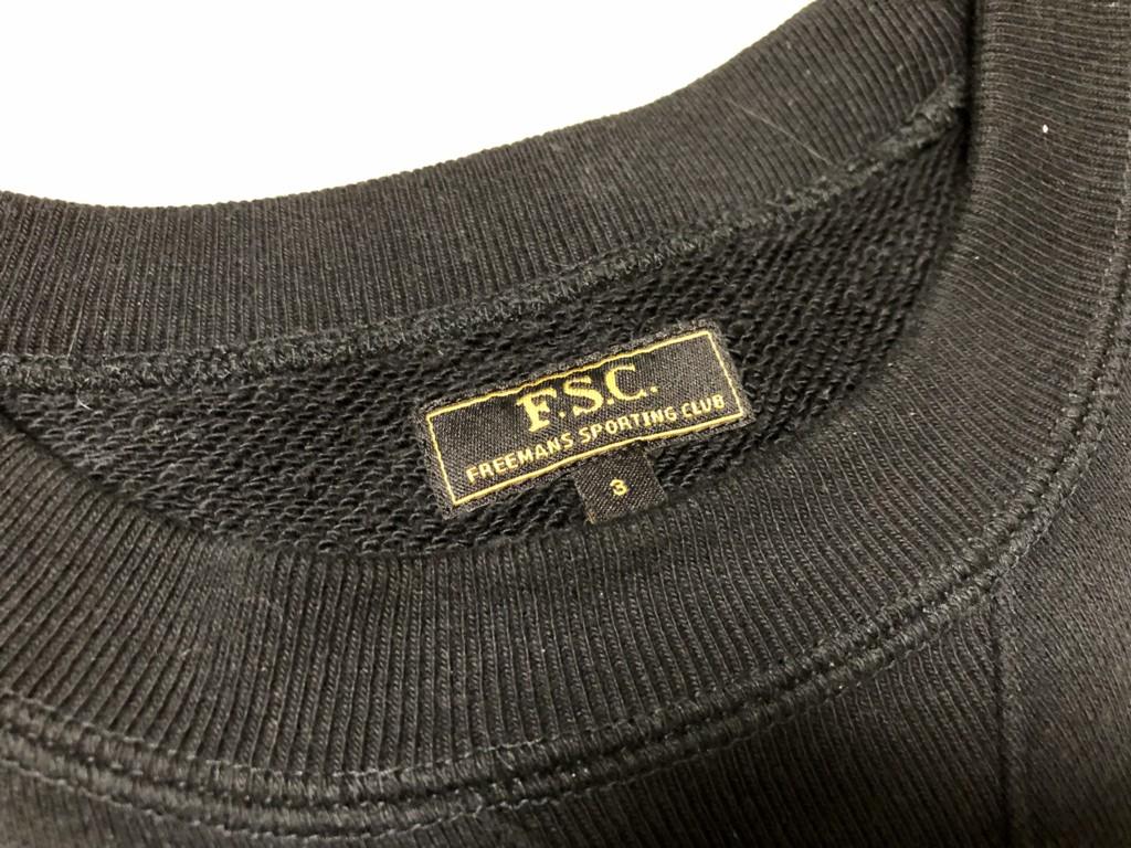 FSC別注のタグ