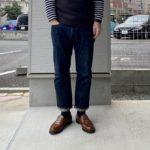 今週の靴~ループウィラーの半袖スウェットを2着買ってウキウキ