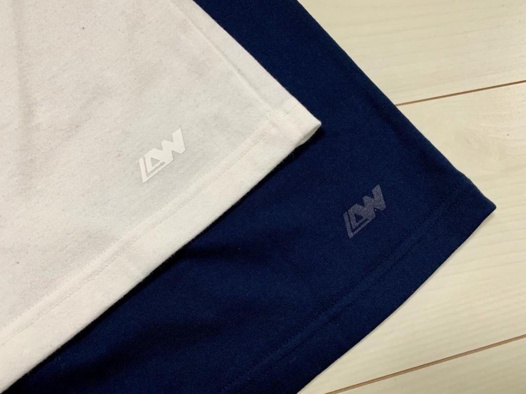 ループウィラー半袖ポケットTシャツ(LW56)のロゴがプリントされた画像