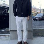 新たに購入したバラクータG9を着てウキウキ【今週の靴】