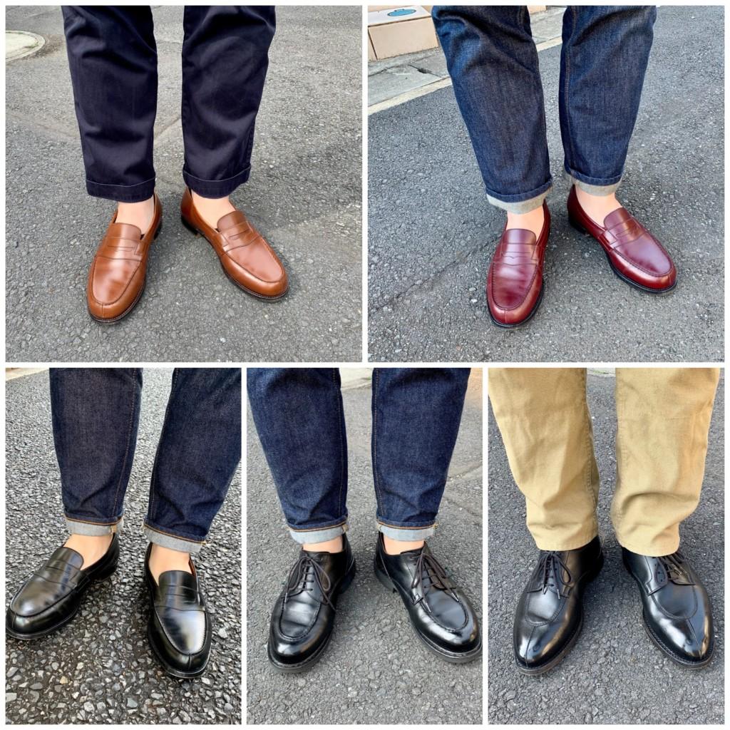 もうそろそろ新しい靴が欲しいが・・・【今週の靴】