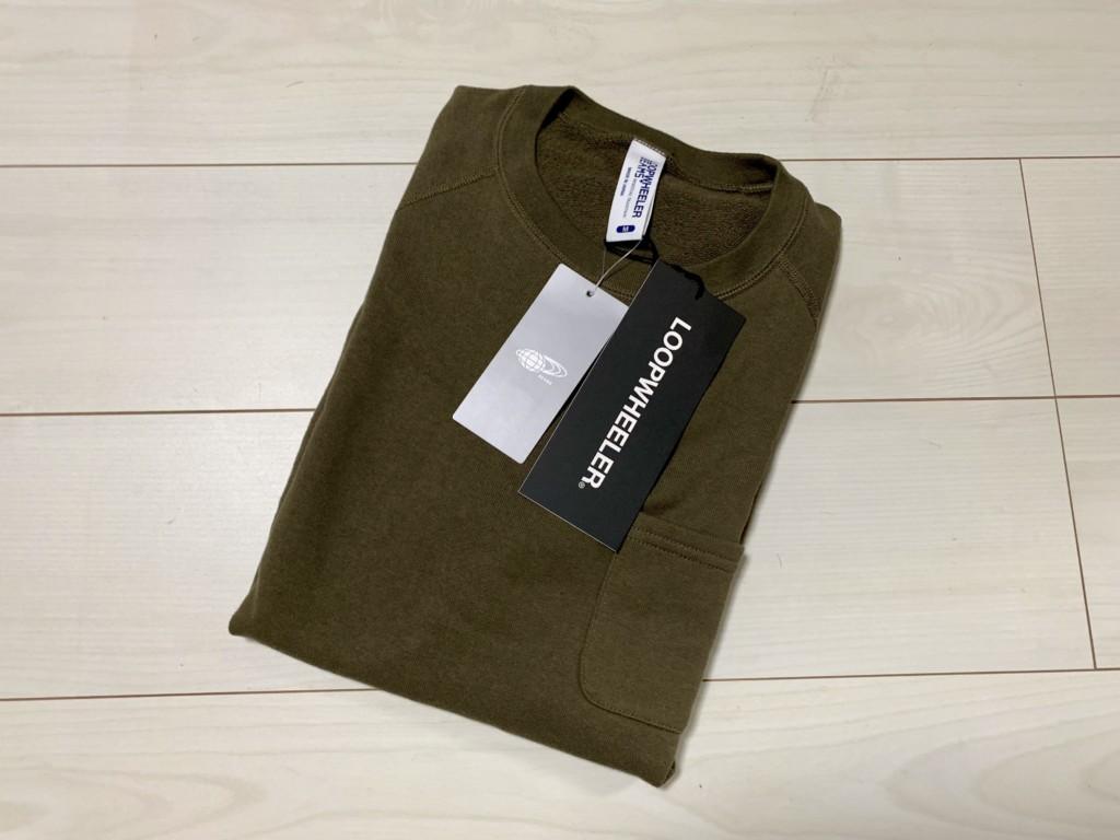 ループウィラー×BEAMS PLUS別注「エキストラライトプラス半袖スウェットシャツ」の画像1