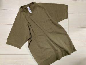 ループウィラー×BEAMS PLUS別注「エキストラライトプラス半袖スウェットシャツ」のトップ画像