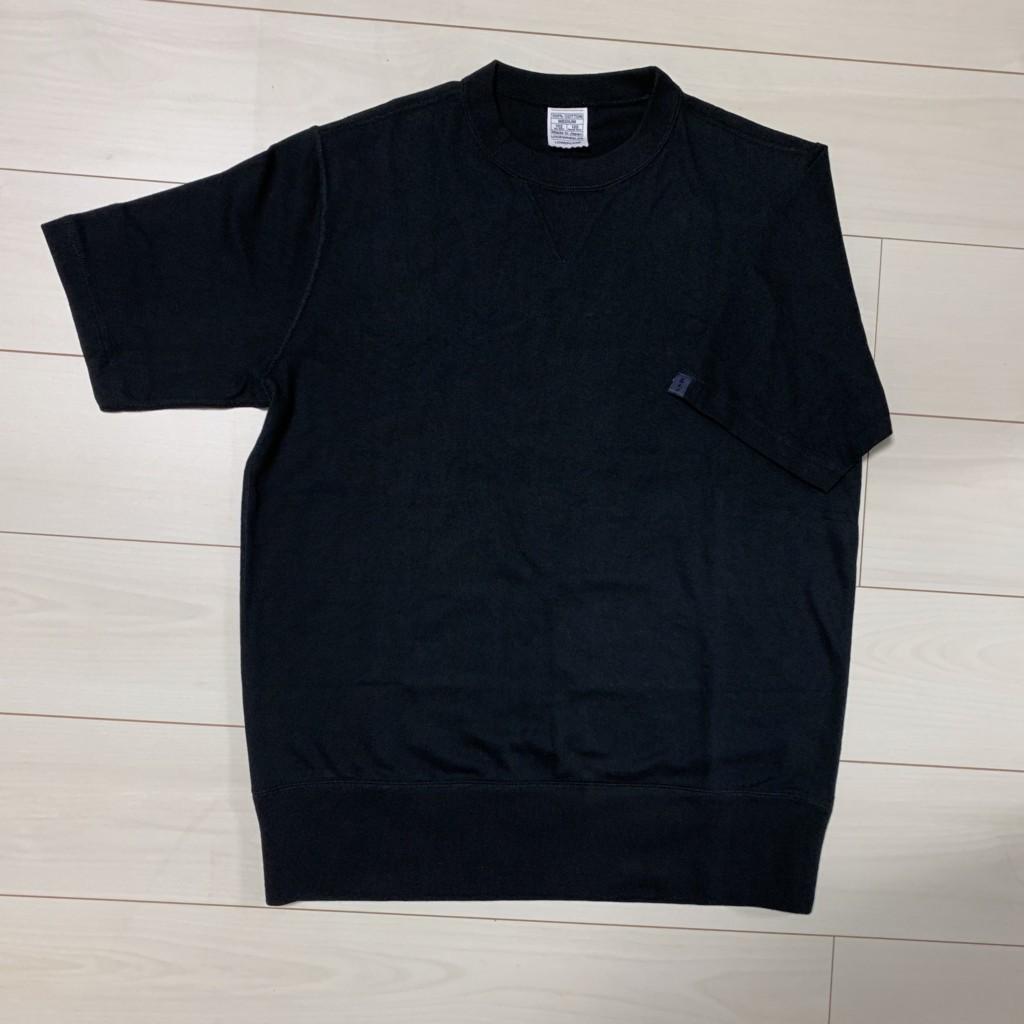ループウィラー×LOWERCASE「天竺ショートスリーブTシャツ」の画像