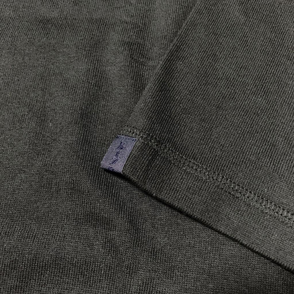 ループウィラー×LOWERCASE「天竺ショートスリーブTシャツ」のアイコンタグの画像