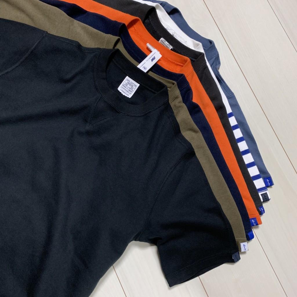 ループウィラーの半袖が7着の画像