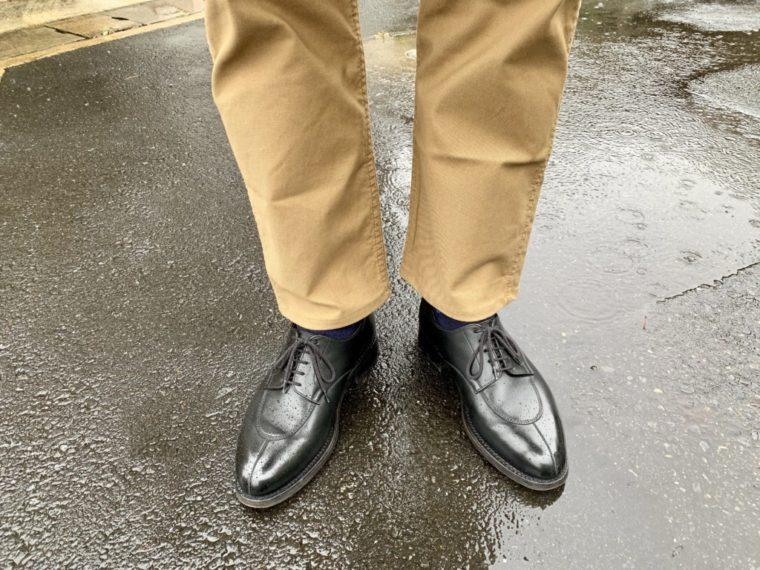リーバイス505「Workwear」を購入してウキウキ【今週の靴】